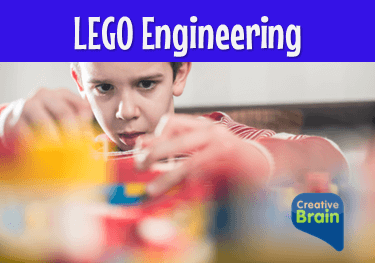 LEGO Engineering Ages 6-10