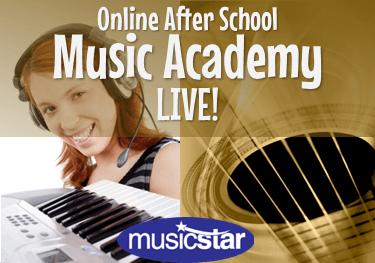 Online After School Music Academy